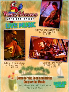 Live Music poster2